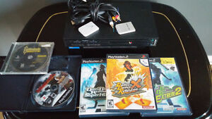 PS2 For Sale - Everything seen included [DDR]