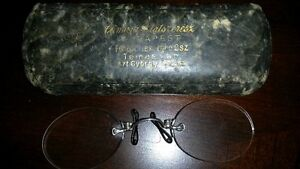 Antique leder ladies gloves and eye glasses Kitchener / Waterloo Kitchener Area image 10