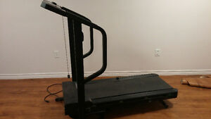 older treadmill good for part or can be repaired