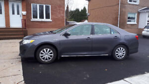Toyota Camry LE hybride 2014