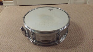 14x6 TAMA SWINGSTAR CHROME SNARE DRUM