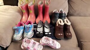 Various boots / shoes for girl Gatineau Ottawa / Gatineau Area image 1