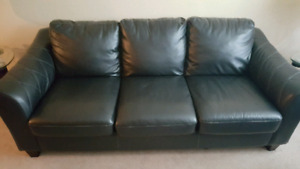 Couch and love seat set