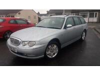 2002 51 ROVER 75 TOURER 2.0 CDT CLUB SE.RARE AUTOMATIC DIESEL.AMAZING RUNNER .