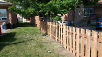 Do you need a NEW fence or an old fence repaired?