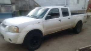2004 Nissan Frontier 4X4 *New price*