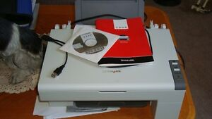 Lexmark printer/scanner/fax Stratford Kitchener Area image 1