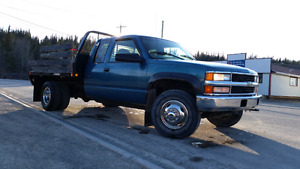 1997 Flatdeck Dually (8 foot deck)