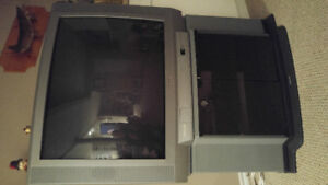 """Toshiba 36"""" TV with swivel stand"""