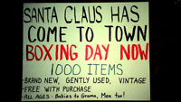 HUGE BOXING DAY NOW! ACT FAST B4 SELLOUT