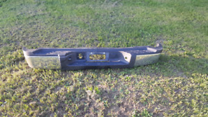 2007 - 2013 GMC Or Silverado rear bumper