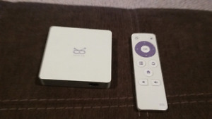 Pivos Android TV Box. GREAT