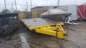 Float trailer for sale or trade