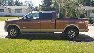 2011 F-150 Lariat Pickup Truck with Eco boost