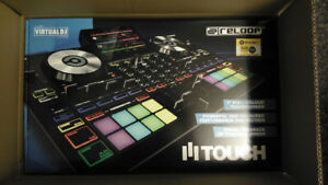 "Brand New Sealed Reloop Touch 7"" Touchscreen DJ Controller"