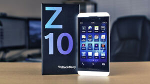 Blackberry Z10 16GB White New