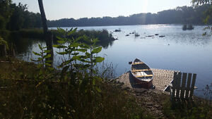 220 Ft of Waterfront on the Trent River - Cottage/Home with Pool