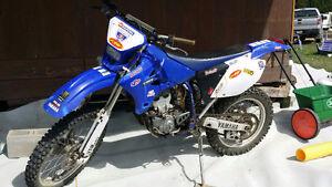 2003 wr 250f