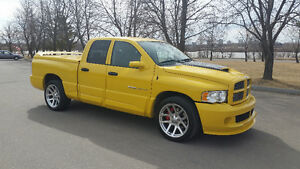 SRT10 Yellow Fever Viper Truck