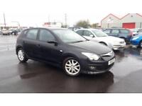 2010 10 HYUNDAI i30 1.6i AUTOMATIC COMFORT 5 DOOR,FINANCE AVAILABLE,LOW MILEAGE.
