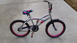 Kids Monster High Bike