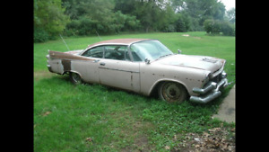 Looking for Dodge or Plymouth 1958