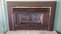 Valor gas fireplace