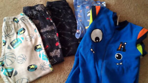 Boys, Size 7 pants and t-shirts