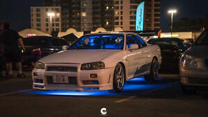 1999 Nissan Skyline R34 Coupe (2 door)