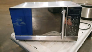PC stainless steel microwave