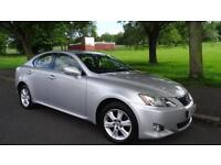 LEXUS IS 220D - 12 months MOT, Silver, Manual, Diesel, 2006