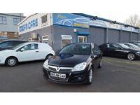 Vauxhall Astra DESIGN 1.6i 16v VVT (black) 2010