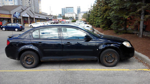 Selling a used car, 2007 Chevrolet Cobalt, ASK $600