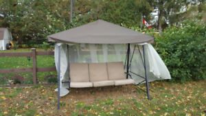 Moving sale - porch swing