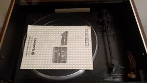 Vintage Sanyo 342W Home Stereo System