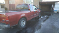 1999 Ford F-150 Xl Pickup Truck