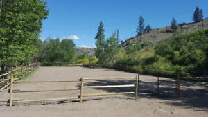 Excellent Retired/Semi-Retired Horse Board 10 min from Kamloops