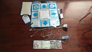 Full Wii starter bundle in great condition