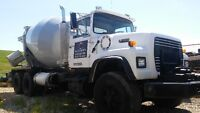 CALGARY READY MIX - Concrete Delivery 7 Days a week