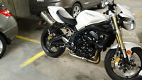PRICED TO SELL!! Triumph Street Triple 2012