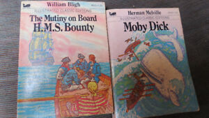 Moby Books-Illustrated Classic Editions(2)