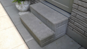 Concrete Step