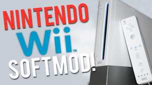 Mod/Jailbreak Your Nintendo Wii! (200+ GAMES)