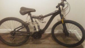 Mountain Bike which needs some fixes,
