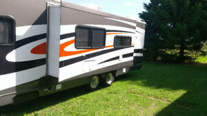 2008 MXT 264 Toy Hauler for sale. Reduced price.