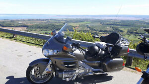 ABS Equipped Honda Goldwing 2004
