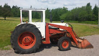 for sale 1976  990 david brown tractor, 4cyl diesel.