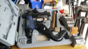 Floor Nailer  and accessories