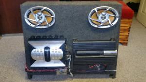 JEEP Wrangler - Car Audio Speaker and Sub Kit