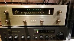 Fisher FM 200-b FM receiver